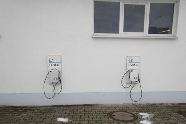 VW - E-Ladestation